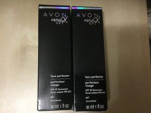 - Avon MagiX Face Perfector SPF 20 lot of 2