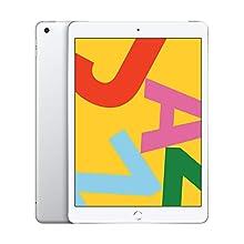 Nuevo Apple iPad (10,2 Pulgadas, Wi-Fi + Cellular, 128GB) - Plata