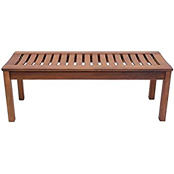 This Item Achla Designs Backless Bench, 4 Foot