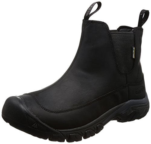 Raven III Boot Men's WP Keen Black Anchorage ZPqpA
