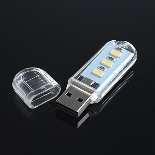 UXOXAS Mini USB Keyboard Light Lamp Fixtures
