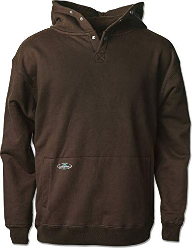 Arborwear Men's Double Thick Pullover Sweatshirt, Chestnut, X-Large (Clothing Men Fatal)