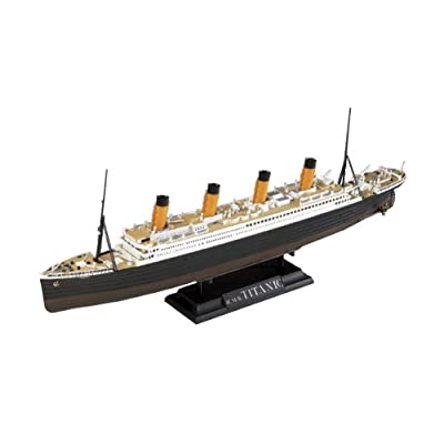 Academy Boat Model Building Kit, R.M.S. Titanic Centenary Edition: Toys & Games