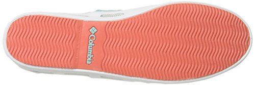Columbia Womens Vulc N Vent Slip On Shoes Cool Grigio / Zing