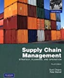 img - for Supply Chain Management by Sunil Chopra (2009-09-25) book / textbook / text book