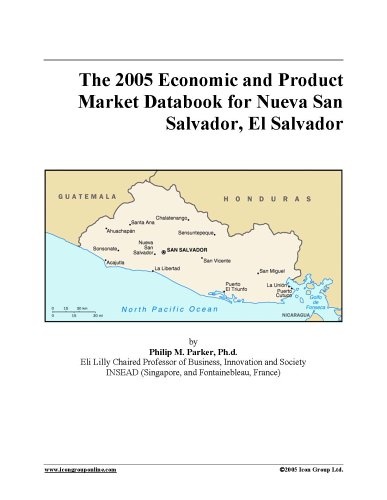 Download The 2005 Economic and Product Market Databook for Nueva San Salvador, El Salvador PDF