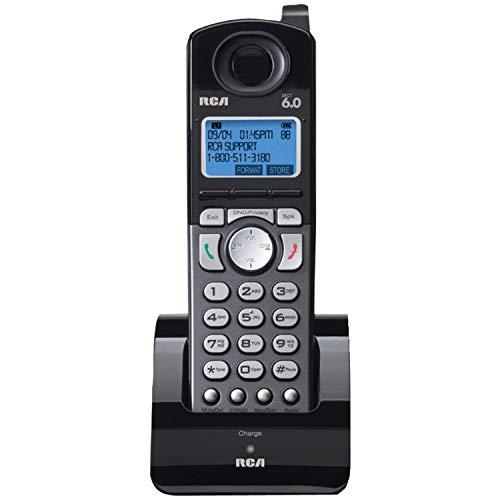 Use Multi Line Phone - RCA 25055RE1 Dect_6.0 1-Handset 2-Line Landline Telephone