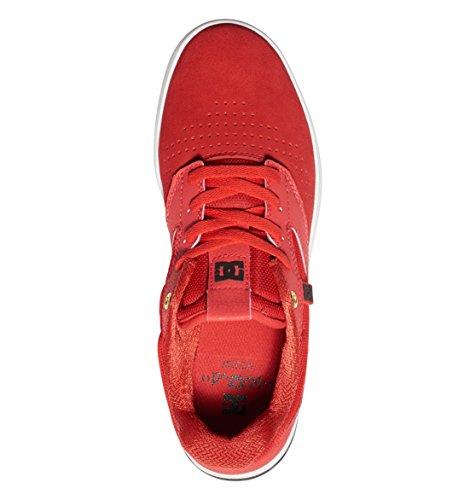 Zapatillas HOMBRE Zapatillas DC S, diseño de lobo Red