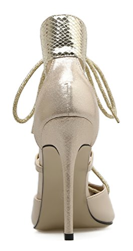 Hehainom-Womens-Crisscross-Strap-High-Heel-Stilettos-Pointed-Toe-Ankle-Strap-Pumps-Shoes