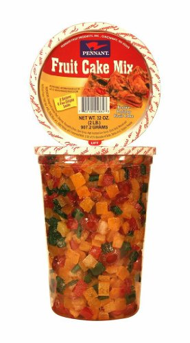 Pennant Fruit Cake Mix, 32 Ounce (Pack of 12) by Pennant (Image #1)