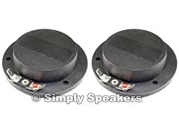 SS Audio Diaphragm for Eminence Horn Driver PSD2002-8, 8 Ohm, D-101AFT-8 (2 PACK)