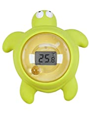 TensCare Turtle Bath Thermometer Rattling Toy