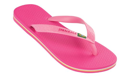 Ipanema Classic Brasil II Fem Damen Zehentrenner Bright Pink