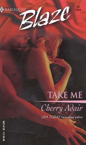 book cover of Take Me