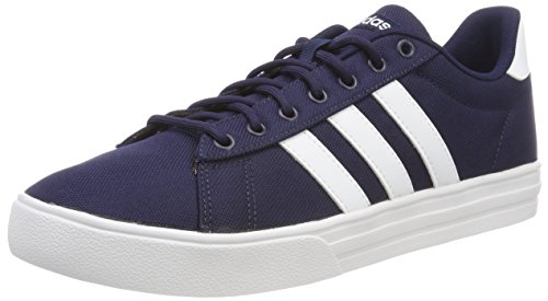's 6 6 5 UK Daily adidas Conavy Ftwwht 0 Men UK 5 2 Basketball Blue Shoes vqww5Op7