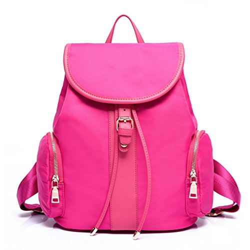Fashion Handbags Shoulder Bags Light Wild College Oxford Cloth Bags Large Capacity Backpack Xxpp