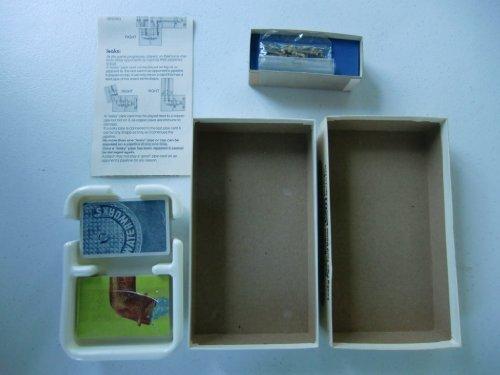 Waterworks: Parker Brothers Leaky Pipe Card Game (1972) (Waterworks Game)