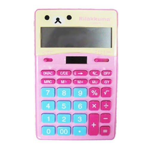 Rilakkuma Calculator EM21701 (japan import)
