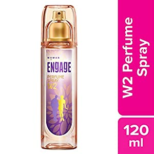 Engage W2 Perfume Spray For Women, 120ml