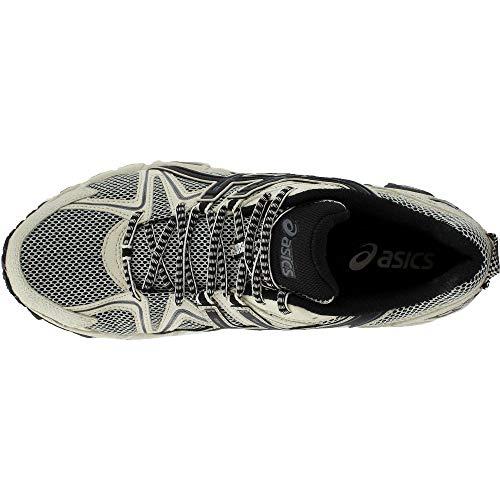 ASICS Men's Gel-Kahana¿ 8 Feather Grey/Black/Carbon 7 D US by ASICS (Image #5)