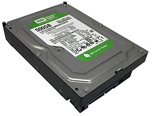 Western Digital Caviar Green 500 GB Bulk/OEM Hard Drive 3.5 Inch, 16 MB Cache, 5400 RPM SATA II WD5000AACS -