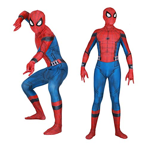 Ultimate Spider Man Game Ps2 Halloween Costumes - Seven Plus Unisex Lycra Spandex Zentai