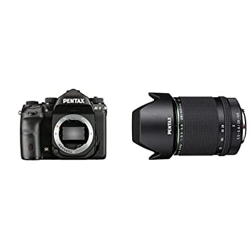Amazon.com : Pentax K-1 Full Frame DSLR Camera and 28-105mm lens ...