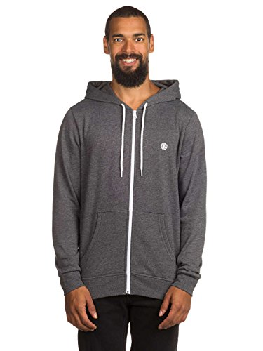 SWEAT ZIPPE ELEMENT CORNELL GRIS