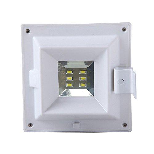 Motion Sensor Converter For A Outdoor Light