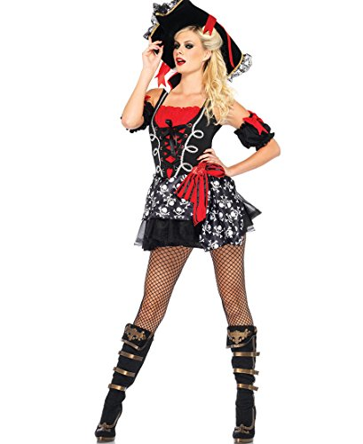 Buccaneer Babe Adult Costume - Medium/Large -
