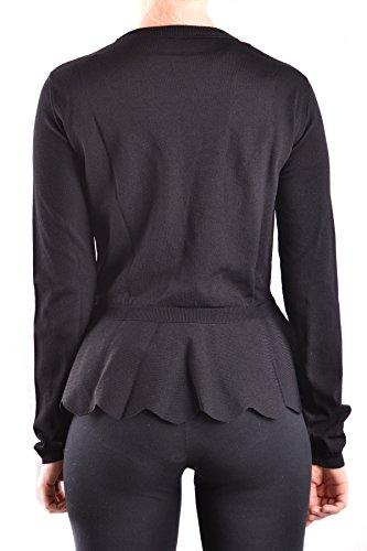 Suéter Red Ezbc026012 Viscosa Mujer Valentino Negro TwXxwq7a4