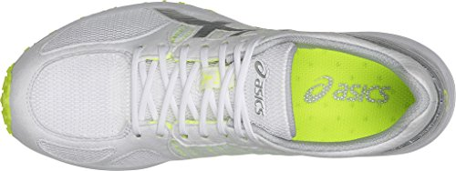 Yellow Asics 6 Tartherzeal Silver Safety White W wFaYxOS