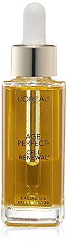 L'Oreal Paris Age Perfect Cell Renewal Facial Oil, 1.0 fl oz (Wht Oil)