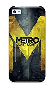 KvWFm2235KGzTF NikRun Metro Last Light Logo Feeling Iphone 5c On Your Style Birthday Gift Cover Case