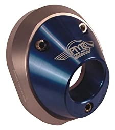 Pro Moto Billet PMB-01-5102 Blue Endos Spark Arrestor End Cap