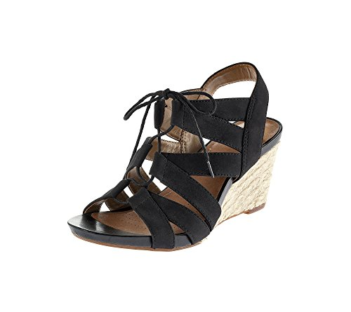 caf71fd221a7 CLARKS Artisan Acina Chester Wedge Sandals - Buy Online in Oman ...