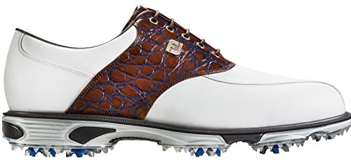 Brown Golf Shoe - 2