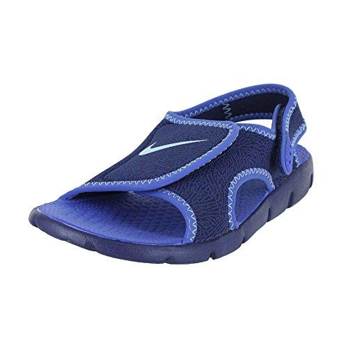 hot sales b3cb2 bffcf New Nike Boy s Sunray Adjust 4 Sandal Binary Comet Blue 1