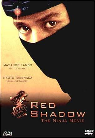 Red Shadow - Der Ninja Film [Alemania] [DVD]: Amazon.es ...