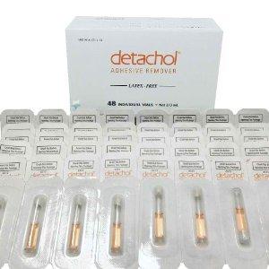 Detachol Vials Box of 48