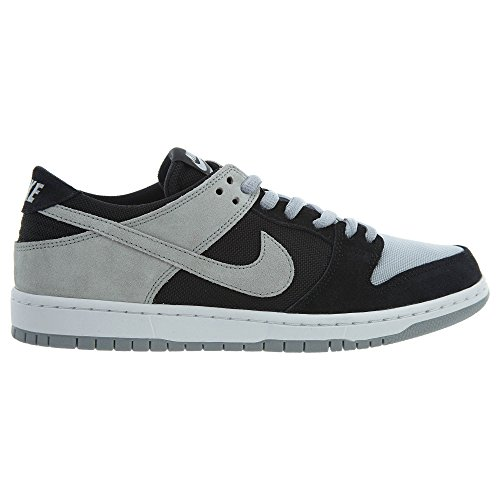 white Grey Skateboard da Black Wolf Nike Dunk white Uomo Pro Scarpe Low Iw H7qZaB