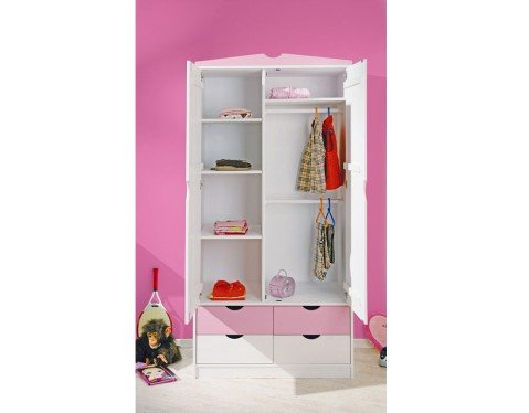 kinder kleiderschrank m belideen. Black Bedroom Furniture Sets. Home Design Ideas