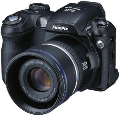 FujiFilm FinePix S5000 3.1MP Digital Camera with 10x Optical