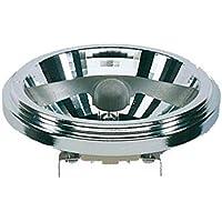 RADIUM QRB111, 12 Volt, Skylight mit Reflektor silber