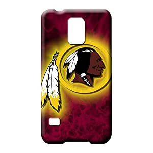 samsung galaxy s5 phone carrying case cover Customized case cover High Grade washington redskins
