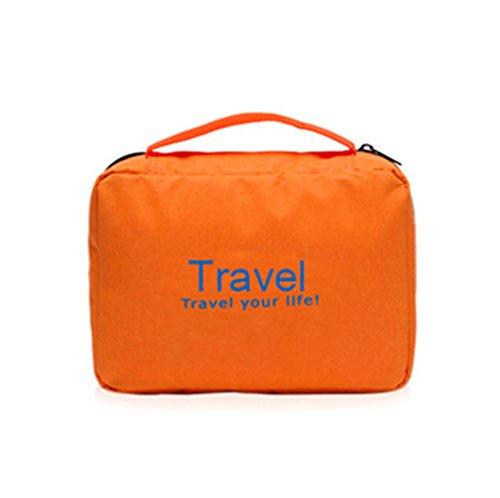 St.Roma - Bolso mochila  de Lona para mujer naranja
