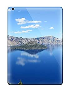 XhSeOfe2846RKbdO Tpu Case Skin Protector For Ipad Air Crater Lake Oregon With Nice Appearance