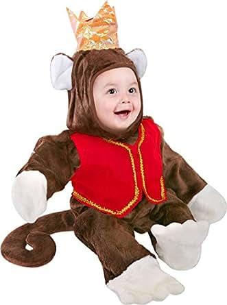 Amazon.com: Infant Circus Monkey Baby Halloween Costume (6