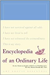 Encyclopedia of an Ordinary Life: A Memoir Kindle Edition