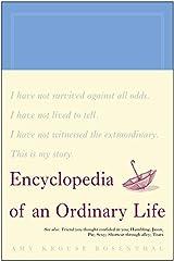 Encyclopedia of an Ordinary Life Kindle Edition